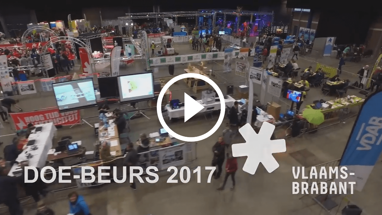 Video Aftermovie Doe-beurs 2017 Vlaams-Brabant
